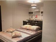 Ангарск: Посуточная аренда квартир в Ангарске, Домашняя гостиница Квартира-студия. Евростандарт, все необходимое для комфортного отдыха. Чистая, светлая, уютна