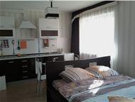 Посуточная аренда квартир в Ангарске, Домашняя гостиница Квартира-студия. Евростандарт, все необходимое для комфортного отдыха. Чистая, светлая, уютна, Ангарск - Снять жилье