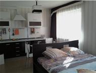 Гостиницы в квартирах Квартира-студия. Евростандарт. Все необходимое для комфортного отдыха. Чистая, светлая, теплая, уютная. Авторский дизайн, соврем, Ангарск - Снять жилье