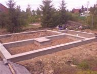 Строим ленточные фундаменты Группа компаний «Твой дом». Строим ленточные фундаменты при ширине 300мм 4700руб/1м, при ширине 200мм 3200 руб/1м. +796426, Ангарск - Строительство домов, коттеджей