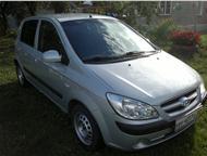Арзамас: Hyundai Getz 2008 г. , серебристый металлик, хэтчбек, двигатель 1. 4, автомат, 97 л. с. , ABS, ГУР, хэтчбек, подогрев сидений, кондиционер, тонировка,