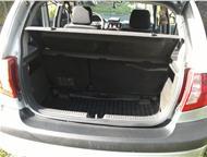 Hyundai Getz 2008 г. , серебристый металлик, хэтчбек, двигатель 1. 4, автомат, 97 л. с. , ABS, ГУР, хэтчбек, подогрев сидений, кондиционер, тонировка,, Арзамас - Купить авто с пробегом