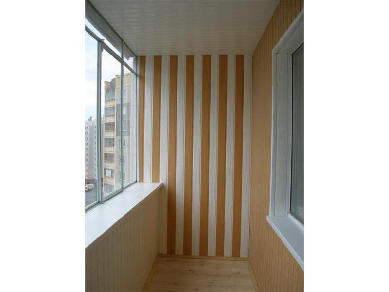 Отделочные работы по балконам и лоджиям в смоленске / купить.