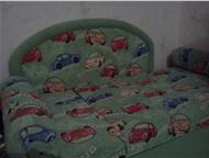 диван-кровать для мальчика диван кровать для мальчика ширин 75 длинна в разобранном 170, Барнаул - Детская мебель