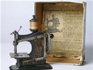 детская швейная машинка Куплю детскую швейную машинку прошлых лет. Современные прошу не предлагать., Барнаул - Коллекционирование