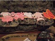 Барнаул: детские вещи вещи для девочки от 0 до 6 месяцев в отличном состоянии