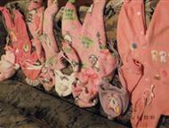 детские вещи вещи для девочки от 0 до 6 месяцев в отличном состоянии, Барнаул - Товары для новорожденных
