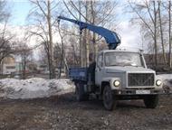 Кемерово: продам газ 3306 бортовой с манипулятором продам газ 3306 бортовой с манипулятором 1995гв дизельт40новый двигатель установка вписана в птс грузоподьемн