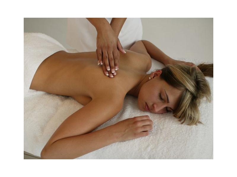 Full body erotic massage