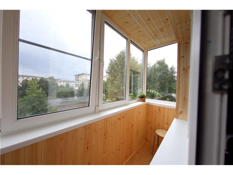 Окна и балконы от производителя. строительство в златоусте.